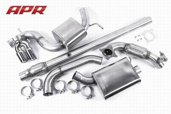 В продаже глушители APR Exhaust Systems